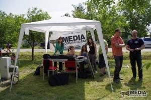 Médiakommandós csapat